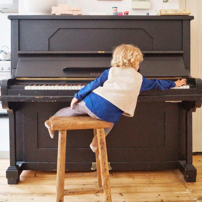 Ideas para integrar el piano en la decoración de tu casa
