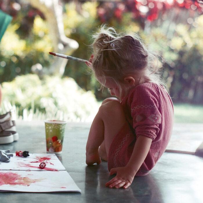 Cómo fomentar la imaginación en los niños