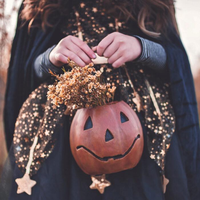 Disfraces de Halloween para niños, fáciles y caseros